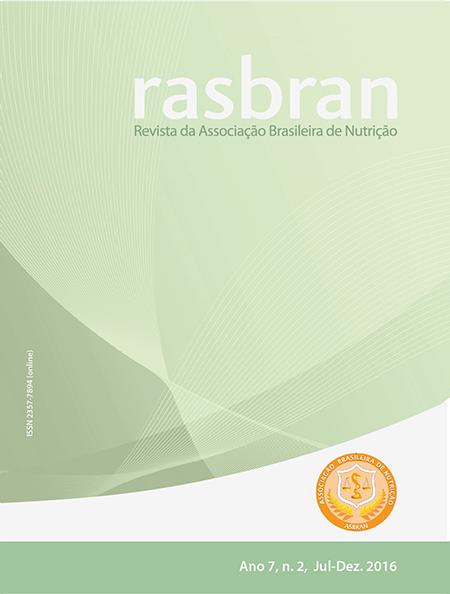 RASBRAN - Ano 7, n.2, 2016